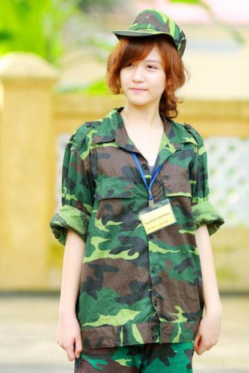 8 hot girl Việt luôn tự tin để mặt mộc - 6
