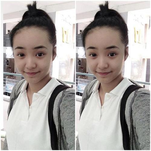 8 hot girl Việt luôn tự tin để mặt mộc - 13