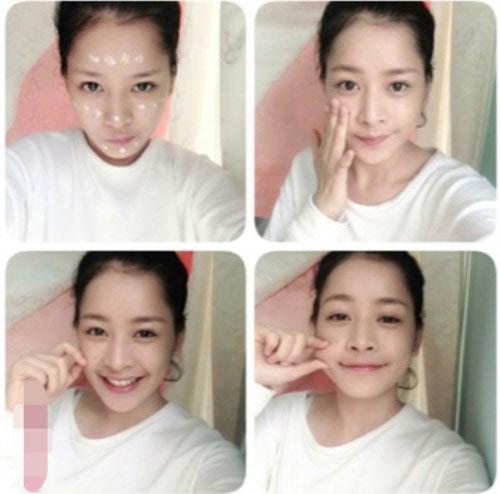 8 hot girl Việt luôn tự tin để mặt mộc - 9