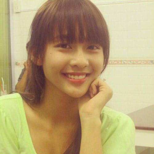 8 hot girl Việt luôn tự tin để mặt mộc - 8