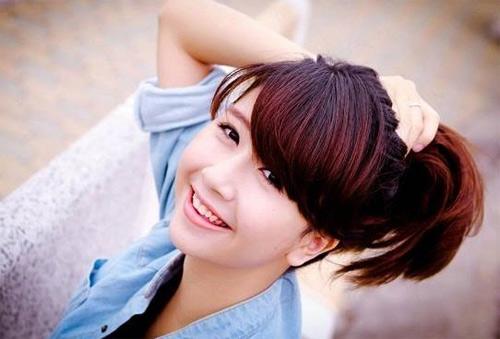 8 hot girl Việt luôn tự tin để mặt mộc - 11