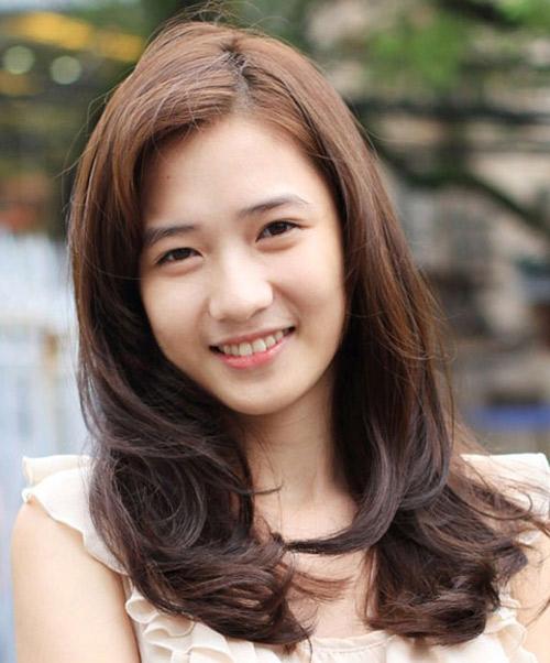 8 hot girl Việt luôn tự tin để mặt mộc - 4