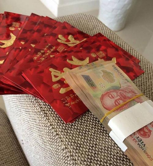 Sao Việt bị ném đá vì khoe tiền của-8