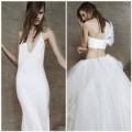 Thời trang - Vera Wang tung BST váy cưới 2015 siêu gợi cảm