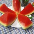 Bếp Eva - Thạch dưa hấu giải nhiệt mùa hè