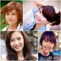 Làm đẹp - 8 hot girl Việt luôn tự tin để mặt mộc