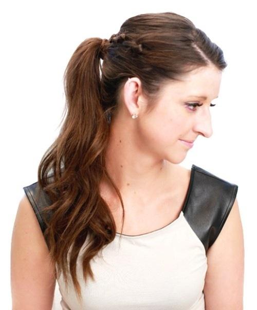 6 cách làm mới cho mái tóc dài-5