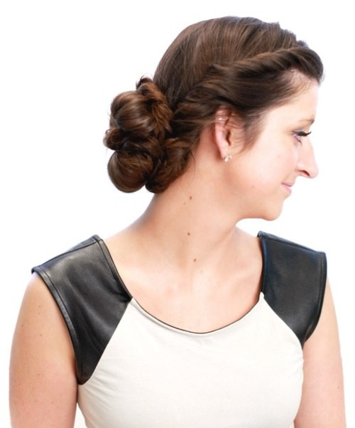 6 cách làm mới cho mái tóc dài-6