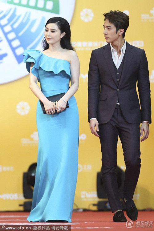Chae Rim tình tứ cùng bạn trai trên thảm đỏ-8