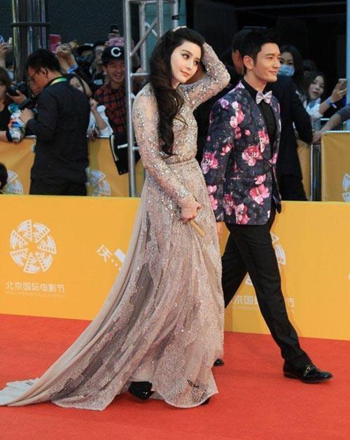 Chae Rim tình tứ cùng bạn trai trên thảm đỏ-10