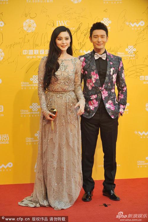 Chae Rim tình tứ cùng bạn trai trên thảm đỏ-11