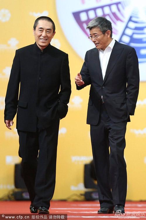 Chae Rim tình tứ cùng bạn trai trên thảm đỏ-16