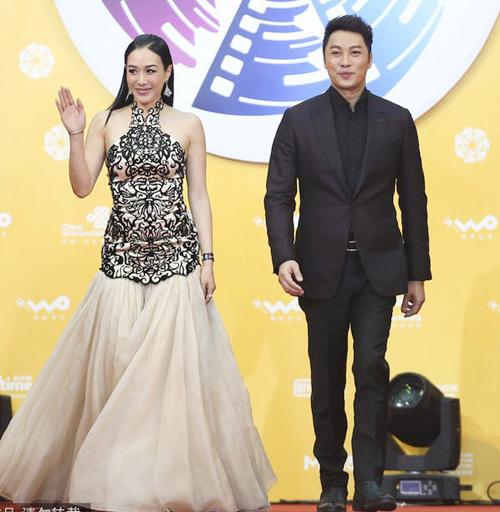 Chae Rim tình tứ cùng bạn trai trên thảm đỏ-17