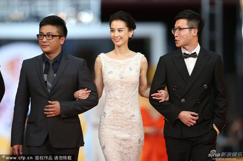 Chae Rim tình tứ cùng bạn trai trên thảm đỏ-18