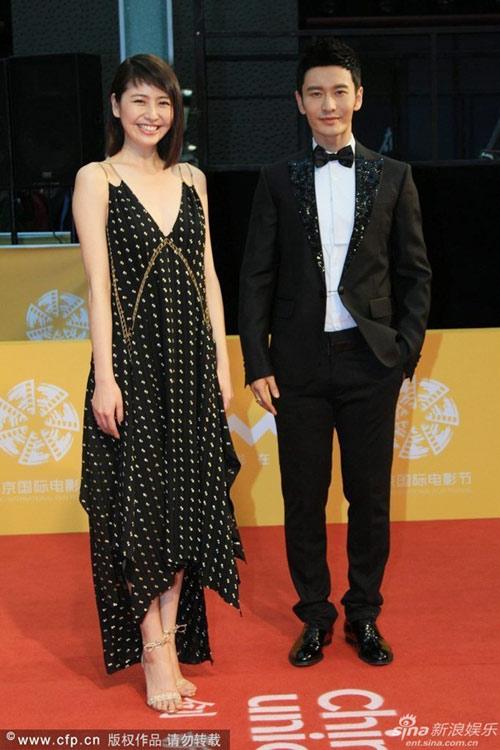 Chae Rim tình tứ cùng bạn trai trên thảm đỏ-19