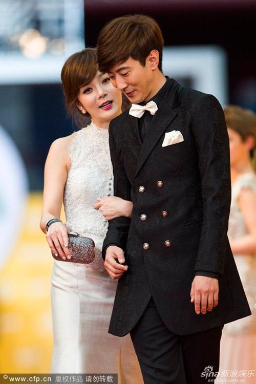 Chae Rim tình tứ cùng bạn trai trên thảm đỏ-2
