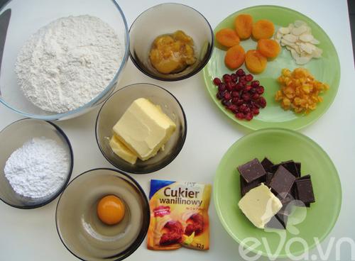 Cách làm bánh cho ngày lễ Phục sinh kiểu Ba Lan-1