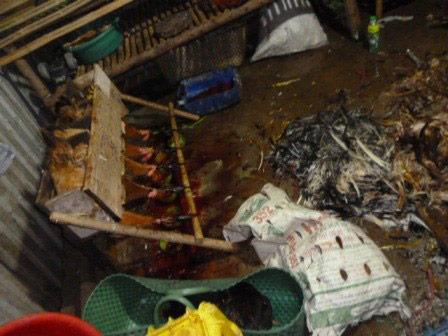 Bắt giữ gần 1 tấn thịt hôi thối tuồn vào TP.HCM-1