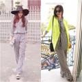 Thời trang - Lưu Hương Giang đụng style đồ ngủ với Băng Phạm