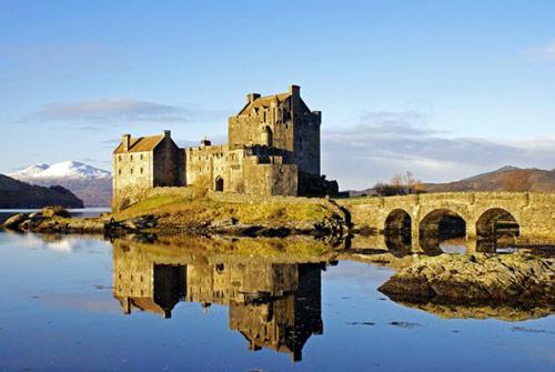 Scotland - miền đất của những lâu đài cổ-1