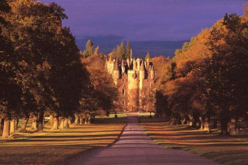 Scotland - miền đất của những lâu đài cổ-10