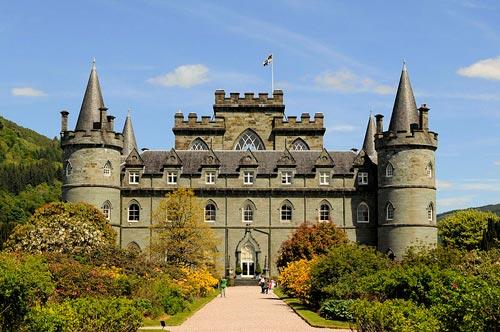 Scotland - miền đất của những lâu đài cổ-11