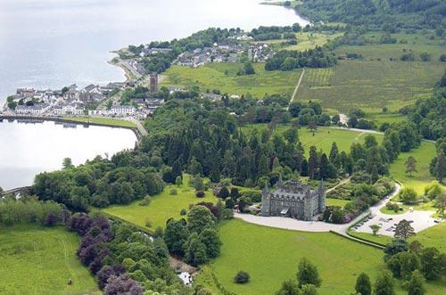 Scotland - miền đất của những lâu đài cổ-12