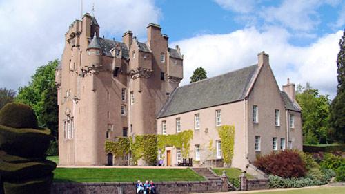 Scotland - miền đất của những lâu đài cổ-13