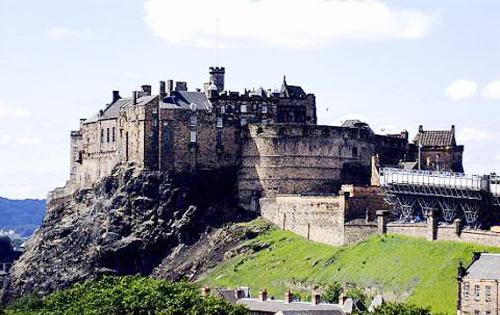 Scotland - miền đất của những lâu đài cổ-2