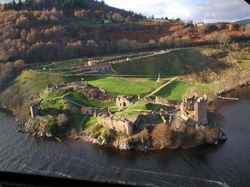 Scotland - miền đất của những lâu đài cổ-8