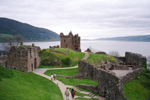 Scotland - miền đất của những lâu đài cổ-9