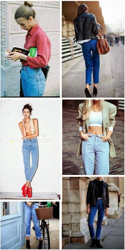 Mặc quần jeans của mẹ, bạn có dám?-15