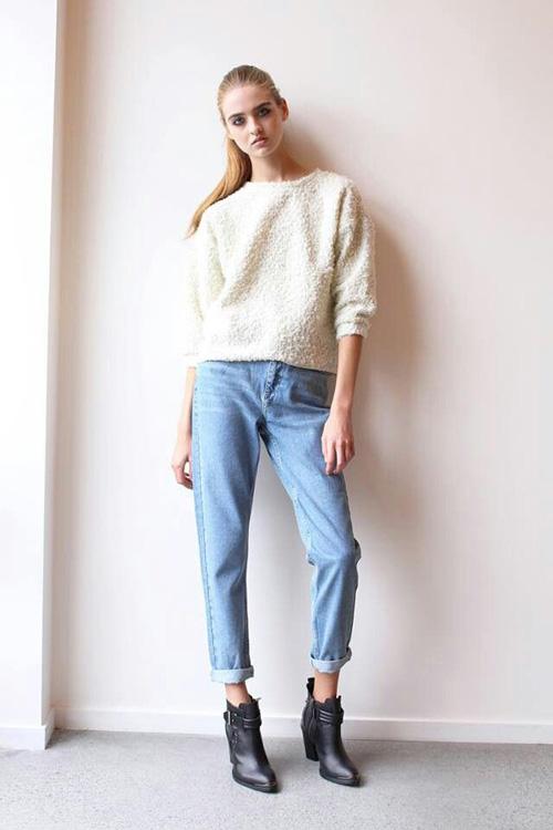 Mặc quần jeans của mẹ, bạn có dám?-16