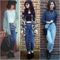 Thời trang - Mặc quần jeans của mẹ, bạn có dám?