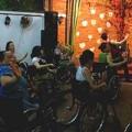 Tin tức - Kỳ lạ nhảy dance sport trên xe lăn