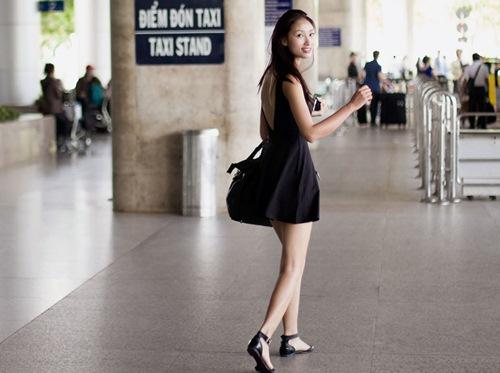 Huyền Trang quyết tâm phát triển sự nghiệp ở Singapore-10