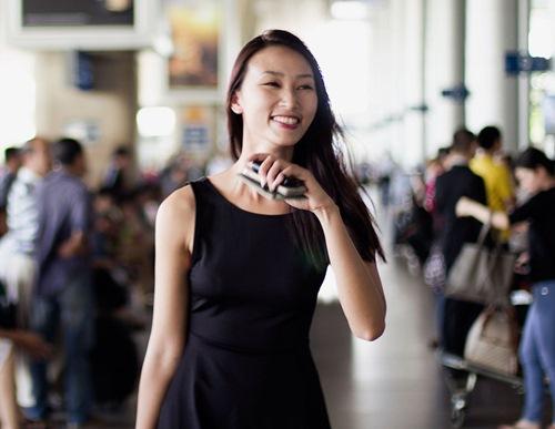 Huyền Trang quyết tâm phát triển sự nghiệp ở Singapore-2