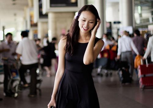 Huyền Trang quyết tâm phát triển sự nghiệp ở Singapore-3