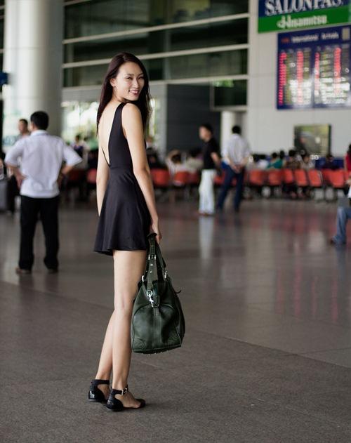 Huyền Trang quyết tâm phát triển sự nghiệp ở Singapore-6