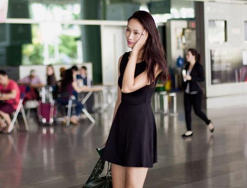 Huyền Trang quyết tâm phát triển sự nghiệp ở Singapore-7