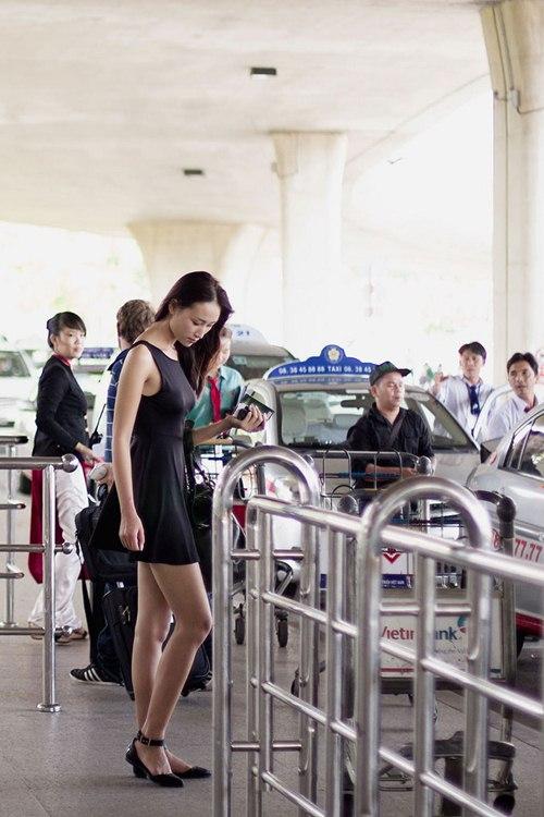 Huyền Trang quyết tâm phát triển sự nghiệp ở Singapore-8