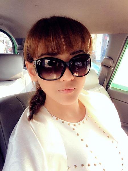 Hoa hậu Diễm Hương say xỉn khi đi nhậu-14