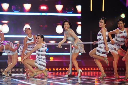 Trà My Idol nhảy tung sân Tuyệt đỉnh tranh tài-11