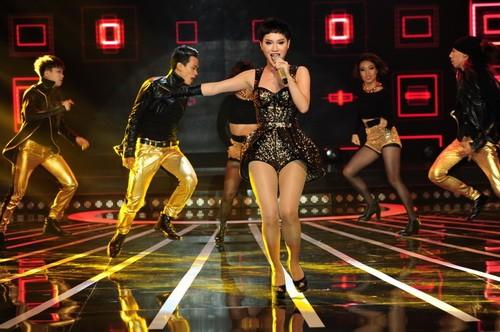 Trà My Idol nhảy tung sân Tuyệt đỉnh tranh tài-6