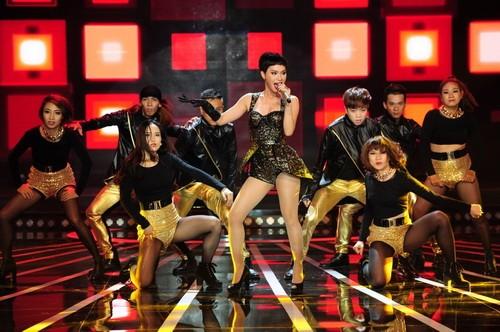 Trà My Idol nhảy tung sân Tuyệt đỉnh tranh tài-7