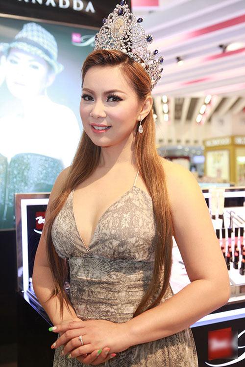 """hh thai lan """"thua can"""" ben duong thuy linh - 6"""
