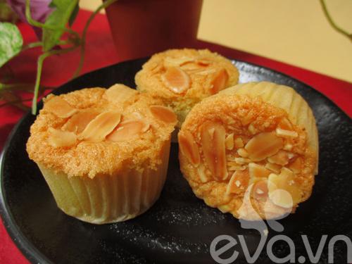 cupcake hanh nhan vani thom ngon - 7