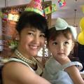 Làng sao - Mê mệt ngắm trọn bộ ảnh 2 con của Hồng Nhung