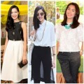Thời trang - Bộ đôi đen trắng vẫn tiếp tục hấp dẫn sao Việt