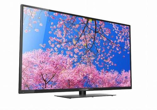 sanyo gioi thieu tv lcd 65 inch voi gia chi 1000 usd - 1